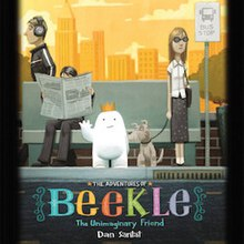 Cover of The Adventures of Beekle: The Unimaginary Friend