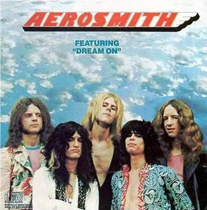 Aerosmith (album) - Image: Aerosmith Alternative
