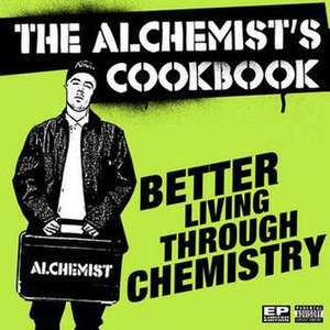The Alchemist's Cookbook - Image: Alchemistcookbook