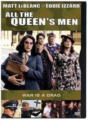 All the Queen's Men - Image: All the Queen's Men