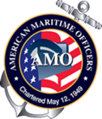 American Maritime Officers - Image: American maritime officers