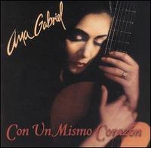 Con un mismo corazón - Image: Ana Gabriel Con Un Mismo Corazon