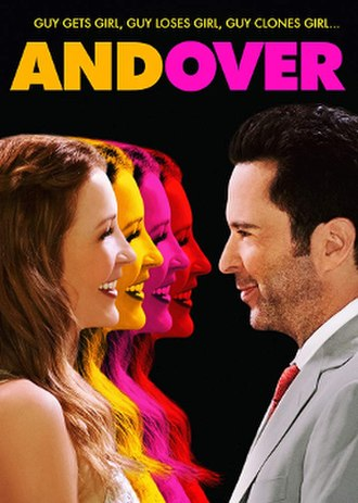 Andover (film) - Image: Andover poster