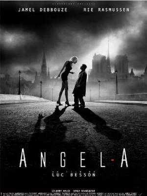 Angel-A - Image: Angel A Poster