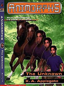Animorphs 14 The Unknown.jpg