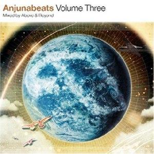Anjunabeats Volume 3 - Image: Anjunabeats 3