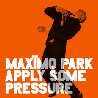 Apply Some Pressure - Image: Apply some pressure clear