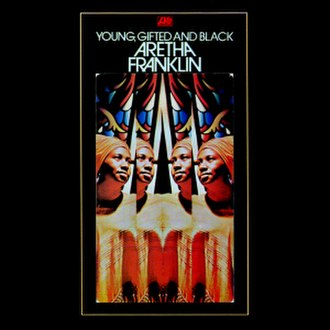 Young, Gifted and Black - Image: Aretha Franklin Young,Gifted&Black