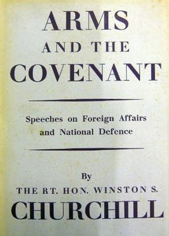 Arms and the Covenant - Image: Arms and the Covenant