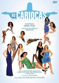As Cariocas DVD cover.jpg