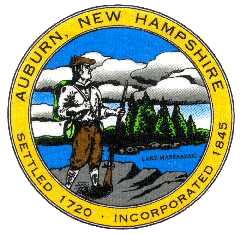 Official seal of Auburn, New Hampshire