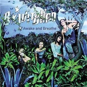Awake and Breathe - Image: Awake and Breathe Cover