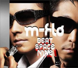 <i>Beat Space Nine</i> album by M-Flo