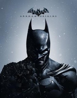 <i>Batman: Arkham Origins</i> 2013 video game