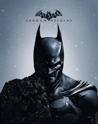 Batman: Arkham Origins - Image: Batman Arkham Origins Box Art