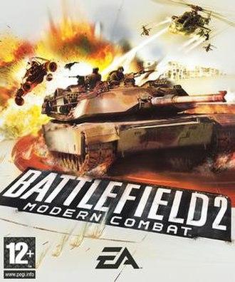 Battlefield 2: Modern Combat - Image: Battlefield 2 Modern Combat Coverart