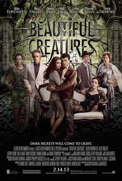 Picture of a movie: Beautiful Creatures