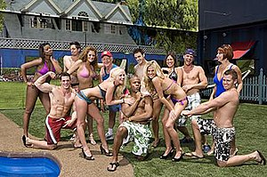 The cast of the tenth season of Big Brother .