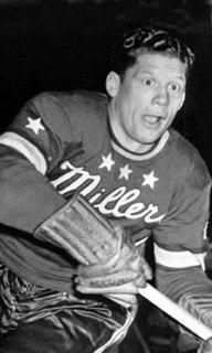 Bill Allum Canadian ice hockey player and coach