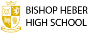 Bishop Heber High School - Image: Bishop Heber High School Logo