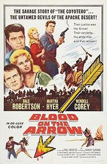 <i>Blood on the Arrow</i> 1964 film