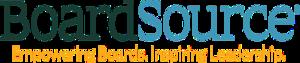 BoardSource - Official Logo