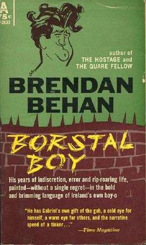 Borstal Boy - Image: Borstal Boy