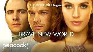 <i>Brave New World</i> (2020 TV series) American dystopian science fiction drama series