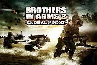 <i>Brothers in Arms 2: Global Front</i>
