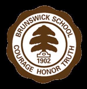 Brunswick School - Brunswick School's logo and motto