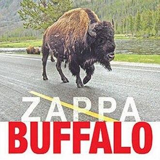 Buffalo (Frank Zappa album) - Image: Buffalo front SML