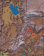 Cedar Mountain Formation  Map The Full Wiki