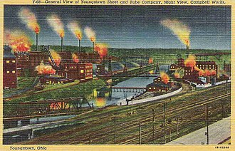 George Dennick Wick - Youngstown Sheet and Tube Company