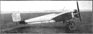 Caudron Types M and N