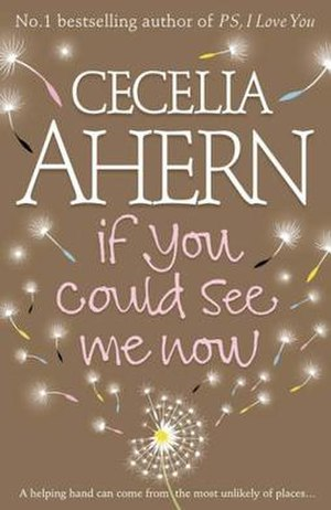 If You Could See Me Now (Ahern novel) - First edition cover