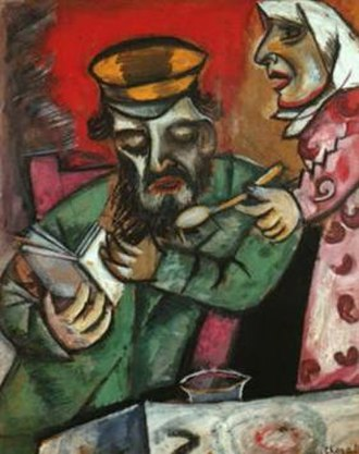 Marc Chagall - Chagall's Parents
