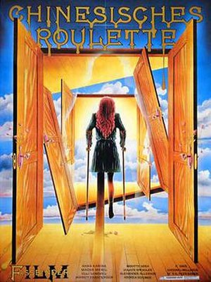 Chinese Roulette - Theatrical release poster