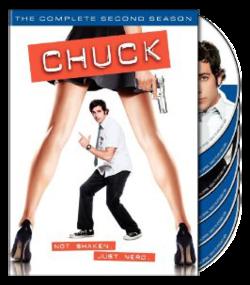 Chuck (season 2) - Wikipedia