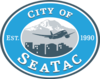Official seal of SeaTac, Washington