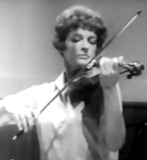 Claire Hodgkins American classical violinist