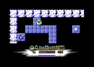 Cloud Kingdoms - Image: Cloudkingdoms crystal world c 64