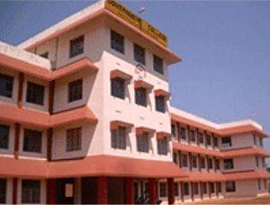 Government College, Kattappana - Institute main building