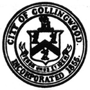 City of Collingwood - Image: Collingwood Council 1994