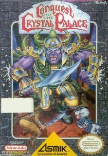 <i>Conquest of the Crystal Palace</i> 1990 video game