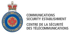 Communications Security Establishment - Image: Cse badge