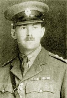 Cyril Frisby Recipient of the Victoria Cross