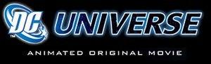 DC Universe Animated Original Movies - Original logo