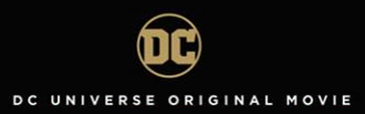 DC Universe Animated Original Movies - Current logo for the DC Universe Animated Original Movies