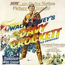 Davy Crocket Articles