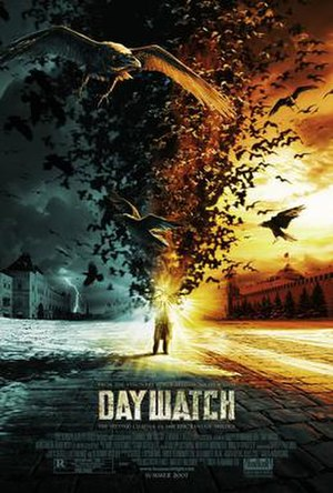 Day Watch (film) - US release poster